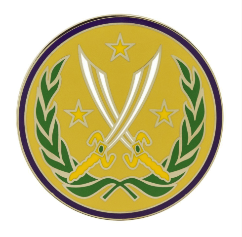 Vanguard ARMY COMBAT SERVICE ELEMENT COMBINED JOINT TASK FORCE INHERENT RESOLVE