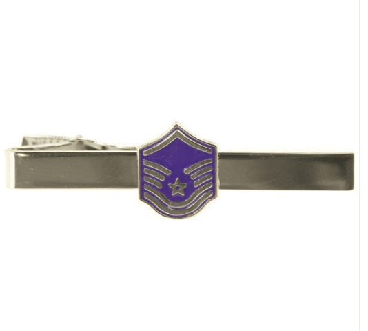 Vanguard AIR FORCE TIE BAR: ENLISTED MASTER SERGEANT