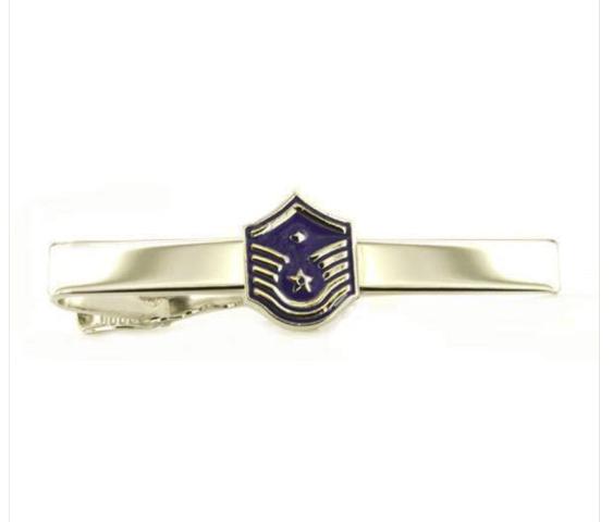 Vanguard AIR FORCE TIE BAR: MASTER SERGEANT: FIRST SERGEANT