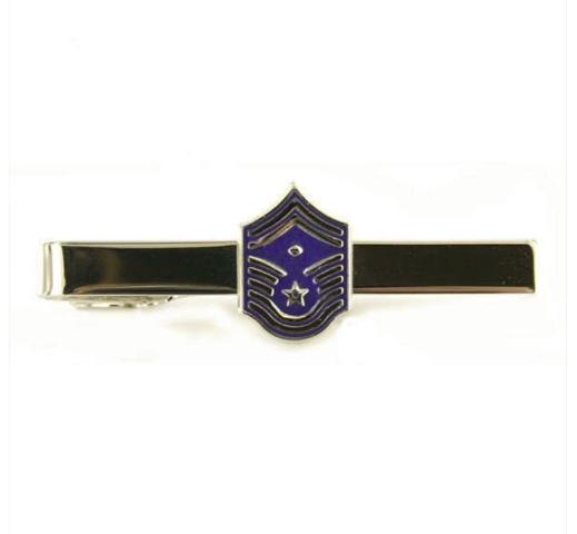 Vanguard AIR FORCE TIE BAR: MASTER SERGEANT: SENIOR: FIRST SERGEANT