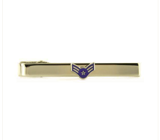 Vanguard AIR FORCE TIE BAR: AIRMAN FIRST CLASS: ENLISTED