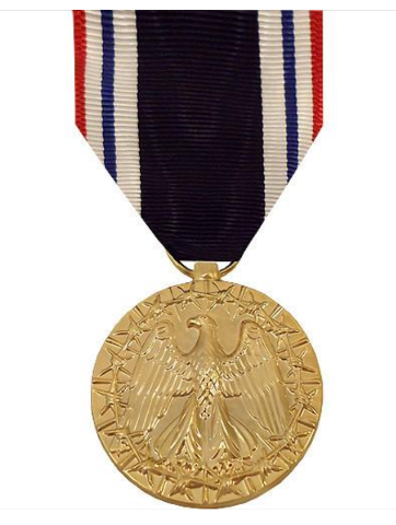 Vanguard Full size anodized medal Prisoner of War Award (Individually priced)