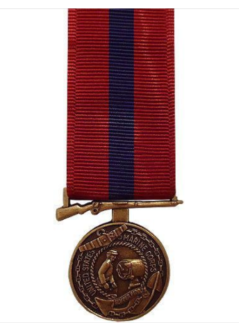 Vanguard MARINE CORPS MINIATURE MEDAL GOOD CONDUCT