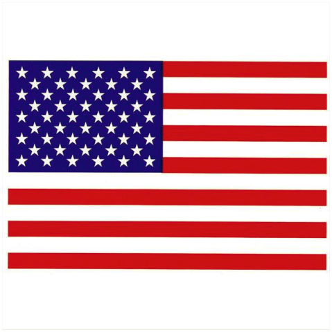 Vanguard MAGNET: U.S. FLAG