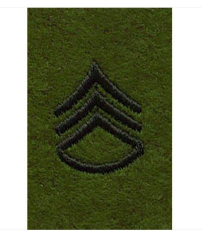 Vanguard ARMY LEADERSHIP RANK TAB: STAFF SERGEANT
