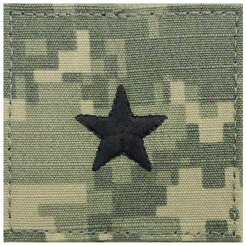 Vanguard ARMY EMBROIDERED ACU RANK INSIGNIA: BRIGADIER GENERAL