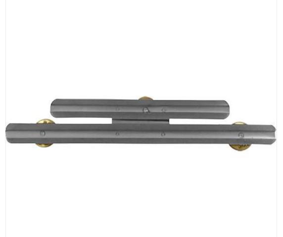 Vanguard Ribbon Mounting Bar - Fits 5 Ribbons - Metal