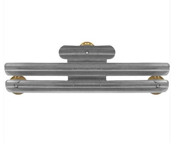 Vanguard Ribbon Mounting Bar - Fits 7 Ribbons - Metal