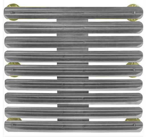 Vanguard Ribbon Mounting Bar - Fits 27 Ribbons - Metal