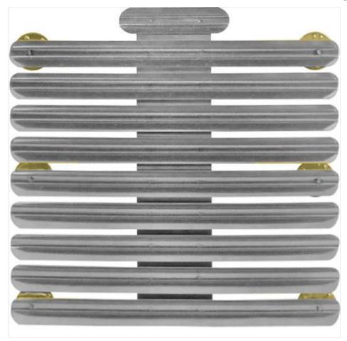 Vanguard Ribbon Mounting Bar - Fits 28 Ribbons - Metal