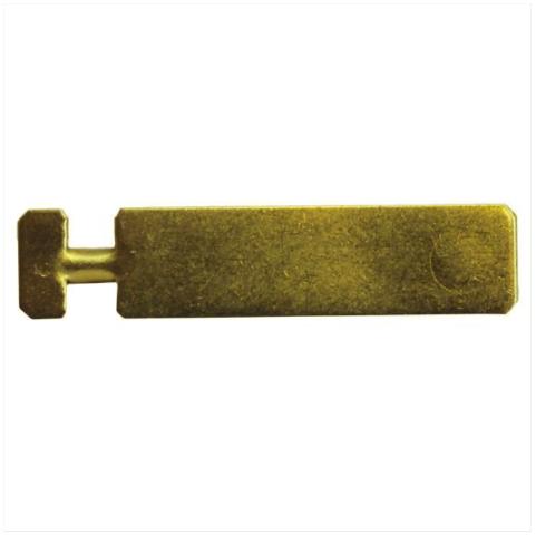 Vanguard PIN BACK FOR RIBBON & FULL SIZE MEDAL - BRASS BASE