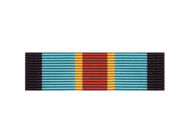Vanguard US Army Overseas Ribbon Unit