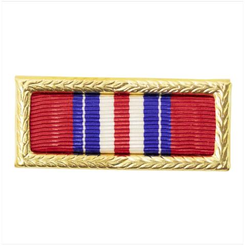Vanguard ARMY CITATION: VALOROUS UNIT AWARD WITH LARGE GOLD FRAME