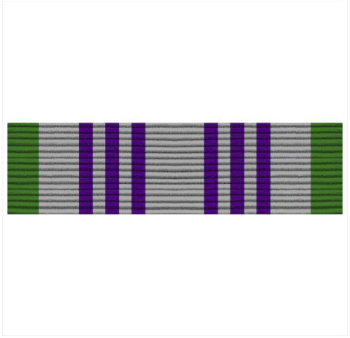 Vanguard ARMY ROTC RIBBON UNIT: N-1-10