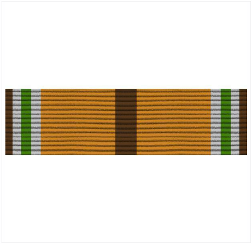 Vanguard ARMY ROTC RIBBON UNIT: N-2-2: AJROTC PHYSICAL FITNESS