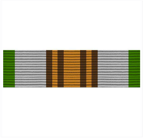 Vanguard ROTC RIBBON UNIT #N-2-4