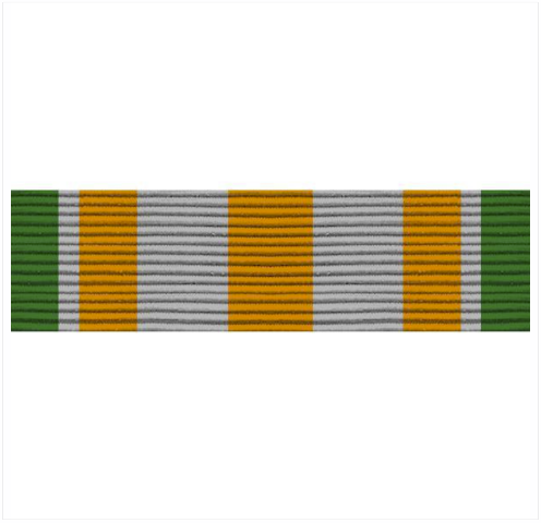 Vanguard ARMY ROTC RIBBON UNIT: N-3-13: AJROTC COMPETITIVE DRILL INDIVIDUAL