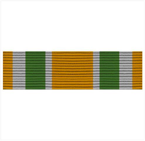 Vanguard ARMY ROTC RIBBON UNIT: N-3-14: AJROTC COMPETITIVE DRILL UNIT