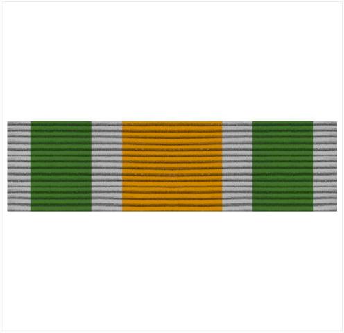 Vanguard ARMY ROTC RIBBON UNIT: N-3-15: ROUND ROBIN RIFLE MATCH