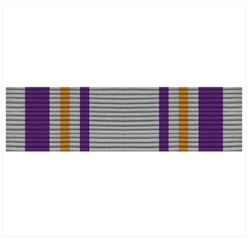 Vanguard ROTC RIBBON UNIT #N-4-4