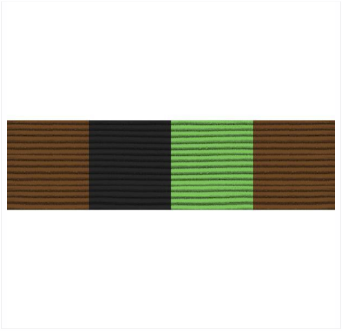 Vanguard ARMY ROTC RIBBON UNIT: R-2-4: BRONZE MEDAL ATHLETE