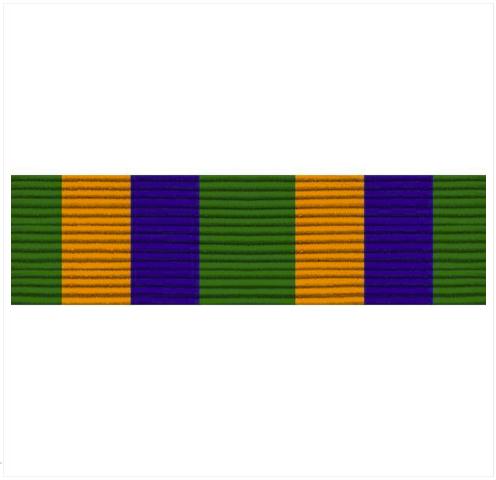 Vanguard ARMY ROTC RIBBON UNIT: R-3-3: ADVANCE CAMP GRADUATE