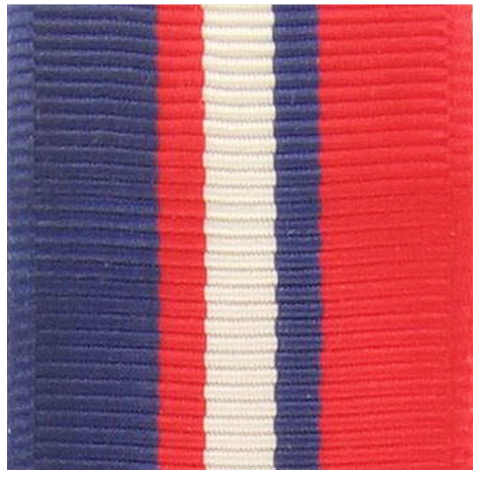 Vanguard Miniature Kosovo Campaign Ribbon Yardage (per yard)