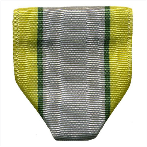 Vanguard ARMY ROTC RIBBON DRAPE: N-1-5: AJROTC STUDENT GOVERNMENT