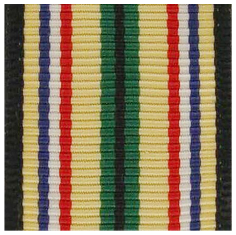 Vanguard MINIATURE SOUTHWEST ASIA SERVICE RIBBON YARDAGE