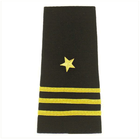 Vanguard NAVY ROTC SOFT MARK: MIDSHIPMAN SENIOR LIEUTENANT