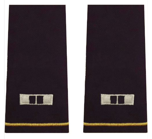 Vanguard ARMY EPAULET: WARRANT OFFICER 2 - LARGE