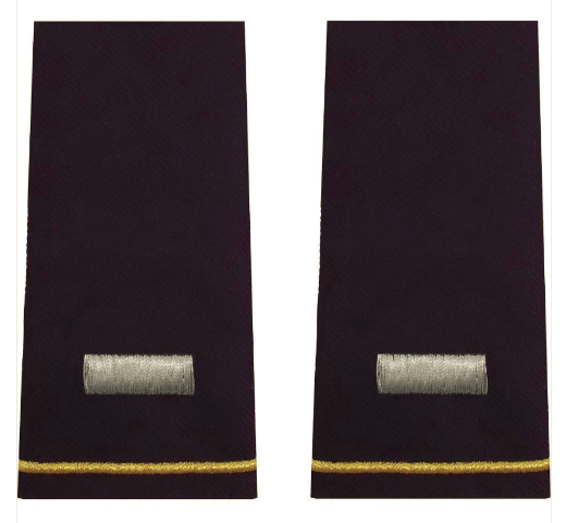 Vanguard ARMY EPAULET: FIRST LIEUTENANT - LARGE