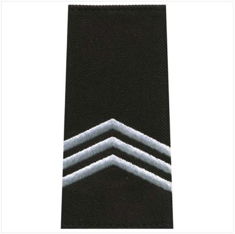 Vanguard ARMY ROTC EPAULET: SERGEANT - SMALL