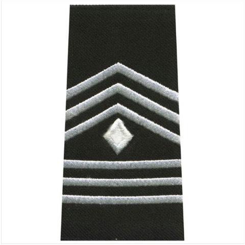 Vanguard ARMY ROTC EPAULET: FIRST SERGEANT