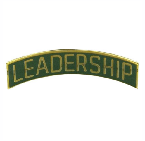 Vanguard ROTC ARC TAB: LEADERSHIP