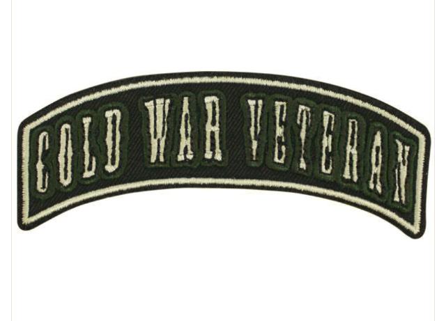 Vanguard VETERAN PATCH: COLD WAR