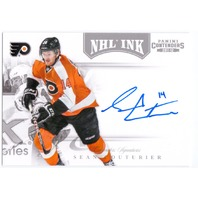 SEAN COUTURIER 2011-12 Contenders NHL INK Auto Signed Card #50  (x)