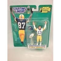 Kurt Warner NFL Superbowl MVP Starting Lineup Sports Superstar St. Louis Rams
