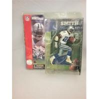2001 Emmitt Smith McFarlane Sportspicks Figure Dallas Cowboys Series 1 NFL