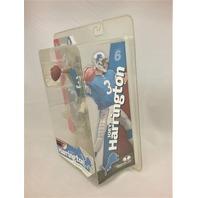 2003 Joey Harrington McFarlane Figure Debut Series 6 NFL Detroit Lions