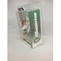 2003 Chad Pennington McFarlane New York NY Jets Series 7 Action Figure Debut