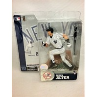 2004 Derek Jeter McFarlane's Sportspick Figure Series 10 New York NY Yankees East Division MLB Major League Baseball