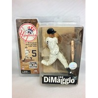 Joe DiMaggio Cooperstown Collection McFarlane New York NY Yankees Series 4