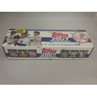 2007 Baseball Yankees Factory Set Sealed