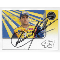Christian Fittipaldi NASCAR 2004 Press Pass Authentics auto Autograph  (x)