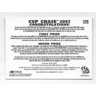 Denny Hamlin NASCAR 2007 Press Pass Cup Chase Refractor /18