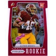 ALFRED MORRIS 2012 Panini Prizm Prizms Red #236 Rookie Die Cut Rare SP Card