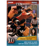 2012 Tristar TNA Impact TENacious Gold/Red 10 Beer Money v MCMG BEST OF 5 SERIES