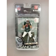 2010 Mark Sanchez McFarlane's Sportspicks Figure NFL Series 23 New York NY Jets