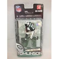2010 Ladanian Tomlinson McFarlane Figure NFL Series 25 New York NY Jets